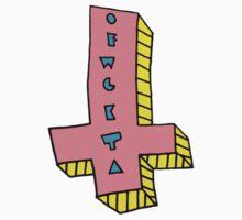 OFWGKTA Cross Logo by LopperUK