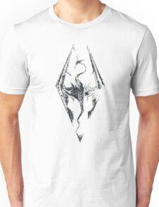 Skyrim Logo Unisex T-Shirt
