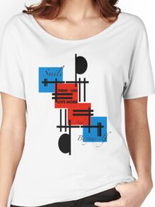 Thinkless & be yourself Women's Relaxed Fit T-Shirt