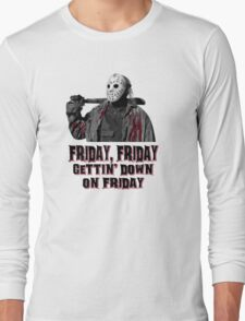 Friday, the best day of the week Long Sleeve T-Shirt