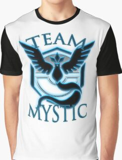 [Pokemon Go] Team Mystic t-shirt Graphic T-Shirt