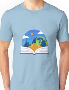 Geography Emblem Unisex T-Shirt