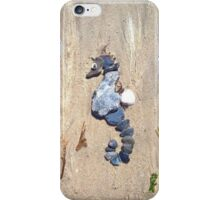 Almost caught a seahorse! iPhone Case/Skin