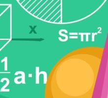 Geometry Emblem Sticker