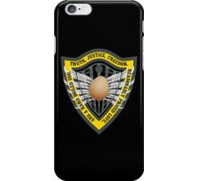 Truth, Justice, Freedom, and a hard boiled egg iPhone Case/Skin