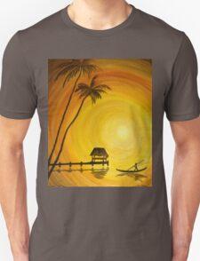 Peaceful Dusk Unisex T-Shirt