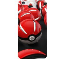 Pokeball Case iPhone Case/Skin