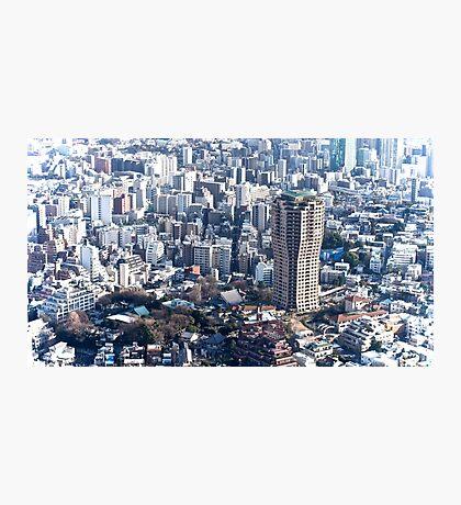 Tokyo at noon Photographic Print