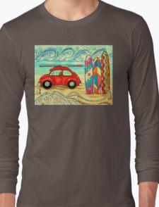 Beach Bug Long Sleeve T-Shirt