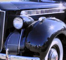 1940 Packard Sticker