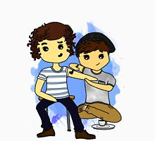 Harry and Louis- fanart Tank Top