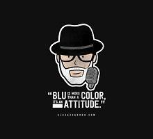 """BLU Is More Than A Color"" Men's Baseball ¾ T-Shirt"