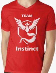 PokeTroll Shirt Instinct Mens V-Neck T-Shirt