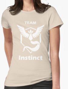 PokeTroll Shirt Instinct Womens Fitted T-Shirt
