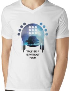 Overwatch - True Self is without Form Mens V-Neck T-Shirt