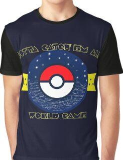 WORLD GAME Graphic T-Shirt