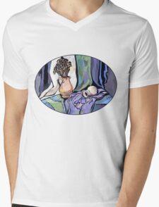 Still life Mens V-Neck T-Shirt