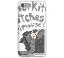 Sherkitty Watches MoriMousey iPhone Case/Skin