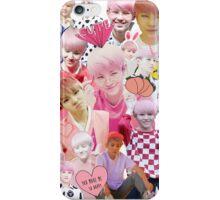 Pink Woozi iPhone Case/Skin