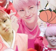 Pink Woozi Sticker