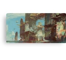 Kite City GW2 Canvas Print
