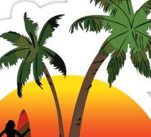 Captiva Island Florida. Sticker
