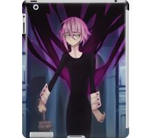 """""""My Blood Is Black, You Know..."""" iPad Case/Skin"""