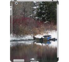 First Snow iPad Case/Skin