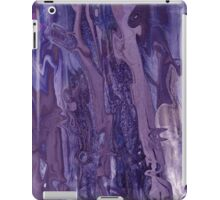 Psychedelic Purple Swamp iPad Case/Skin