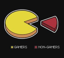 Gamers  by Blankness