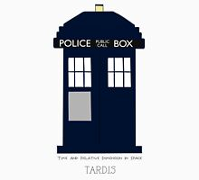TARDIS Fan items Unisex T-Shirt