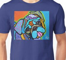 Pooped Pug Unisex T-Shirt