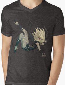 Gravity Rush - Falling Kat Mens V-Neck T-Shirt