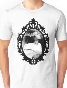 Vintage framed Bride of Frankenstein Unisex T-Shirt