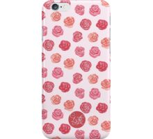 Simply Rosy iPhone Case/Skin