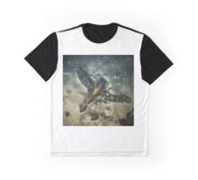 Lost in Flight Graphic T-Shirt