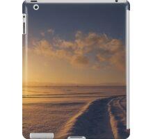 Winter Trails iPad Case/Skin