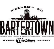 BarterTown Photographic Print