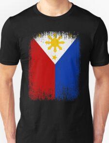 Philippines Flag Pride Unisex T-Shirt