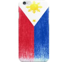 Philippines Flag Pride iPhone Case/Skin
