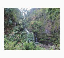 Hawaii Waterfall One Piece - Short Sleeve