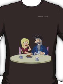 Pirate Chest Pain T-Shirt