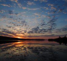 Morning Sunrise by Janet Gosselin