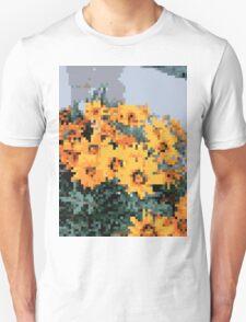 8bit orange things T-Shirt