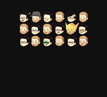Rhett and Link Faces Unisex T-Shirt