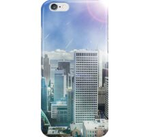 Galaxy Utopia iPhone Case/Skin