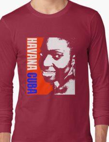 HAVANA-CUBA Long Sleeve T-Shirt