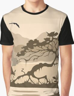 My Nature Collection No. 83 Graphic T-Shirt