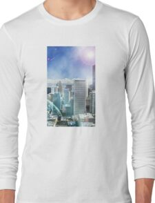 Galaxy Utopia Long Sleeve T-Shirt