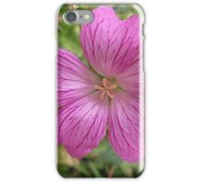 Pinking Sheer iPhone Case/Skin